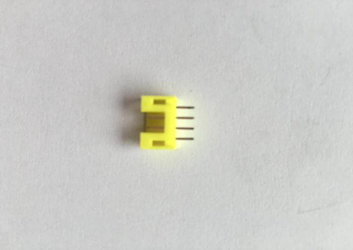 2.0PH4A黄色直针针座
